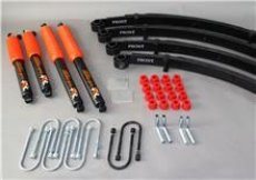 Jeep Wrangler YJ Kit Suspensions ref so4139