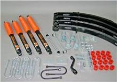 Jeep Wrangler YJ Kit Suspensions ref so4429
